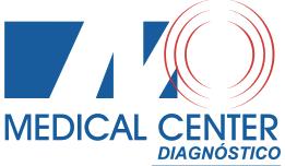Logo do Medical Center Diagnóstico, laboratório conveniado ao cartão MedCard